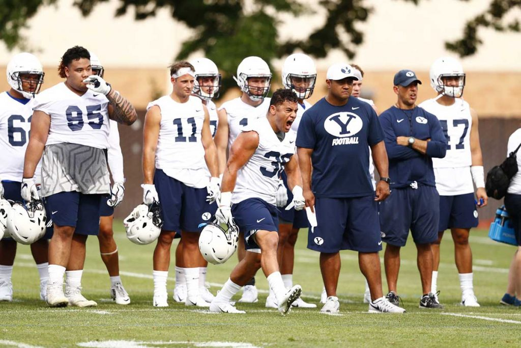 los angeles 6f591 69cd3 Keys to a better season for BYU football in 2018 - UtahValley360