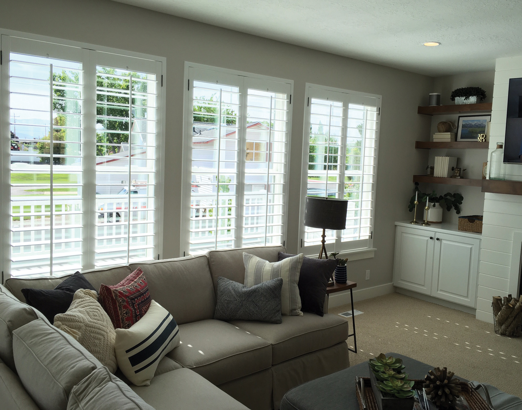 Convenience Of Motorized Window Coverings Sheds Light On All Home  Decorating Ideas