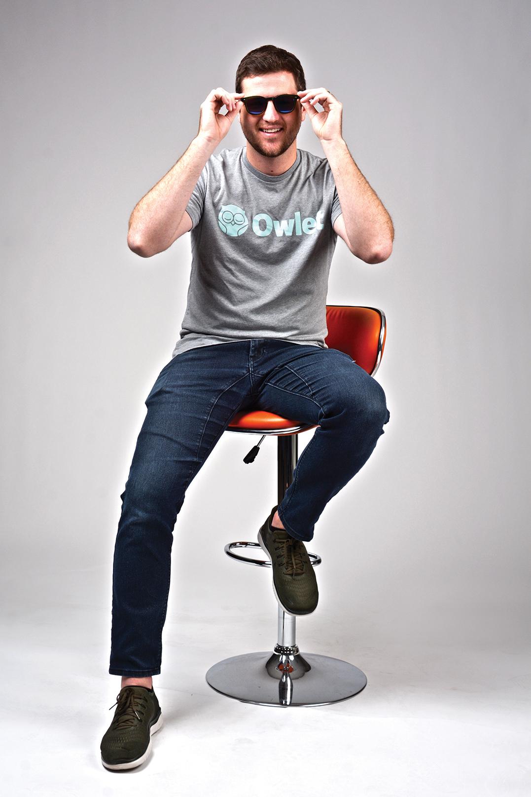 Coolest Entrepreneurs Kurt Workman Owlet Baby Care